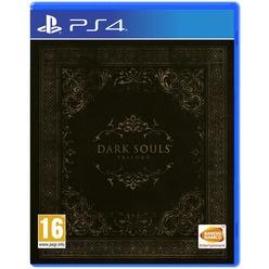 Dark Souls Trilogy PS4, русские субтитры