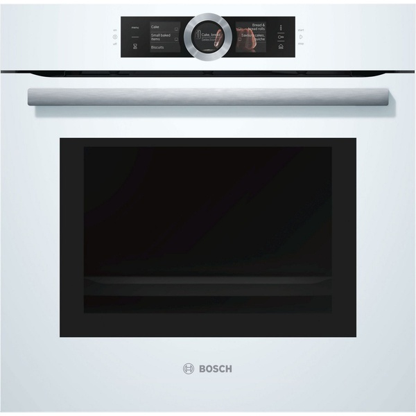 Духовой шкаф Bosch HNG6764W6 Home Connect фото
