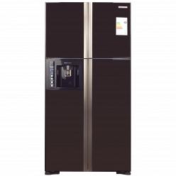 Зеркальный холодильник Hitachi R-W722FPU1XGBW