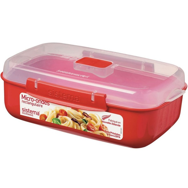 Посуда для СВЧ Sistema Microwave 1114 фото