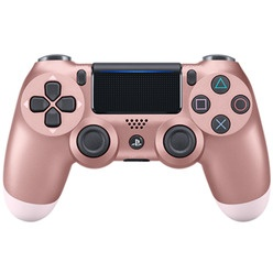 Геймпад Sony Dualshock 4, v2 (CUH-ZCT2E) rose gold