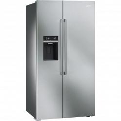 Холодильник Smeg SBS63XED