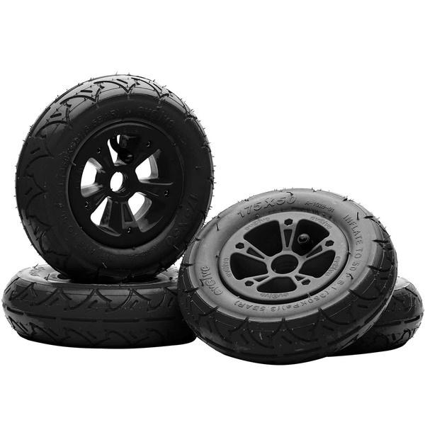 Комплект колес Evolve GTR All Terrain Black
