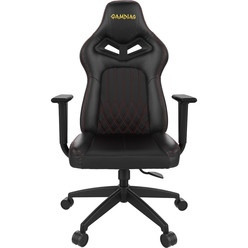 Компьютерное кресло GAMDIAS HERCULES E3-BR Black/Red