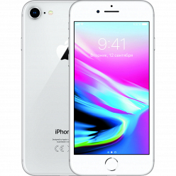 Apple iPhone 8 64GB серебристый
