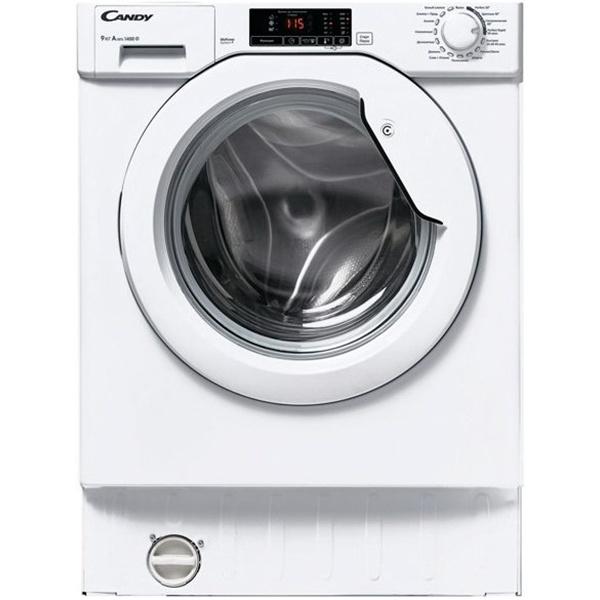 Встраиваемая стиральная машина Candy CBWM 814DW-07 фото