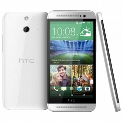 Смартфон HTC One E8 Dual Sim Dark White