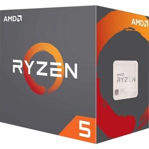 AMD Ryzen X6 R5-1600 SAM4 BOX 65W 3200 YD1600BBAEBOX