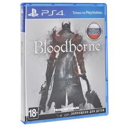 SCEE Bloodborne: Порождение крови PS4, русские субтитры