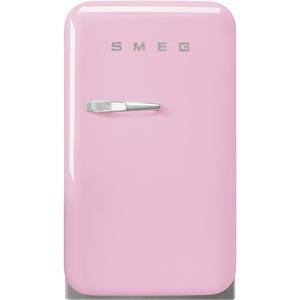 Розовый Холодильник Smeg FAB5RPK3