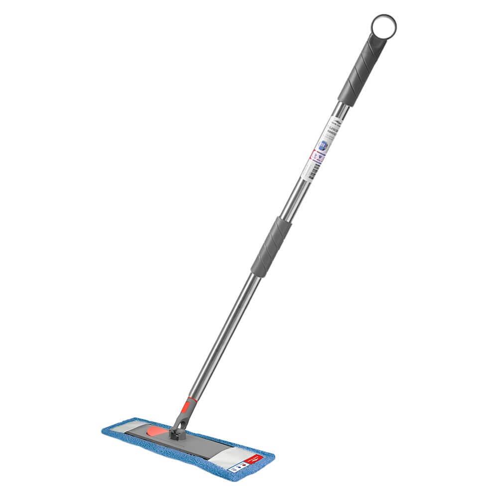 Швабра для мытья пола с телескопической ручкой Nordic Stream 15301