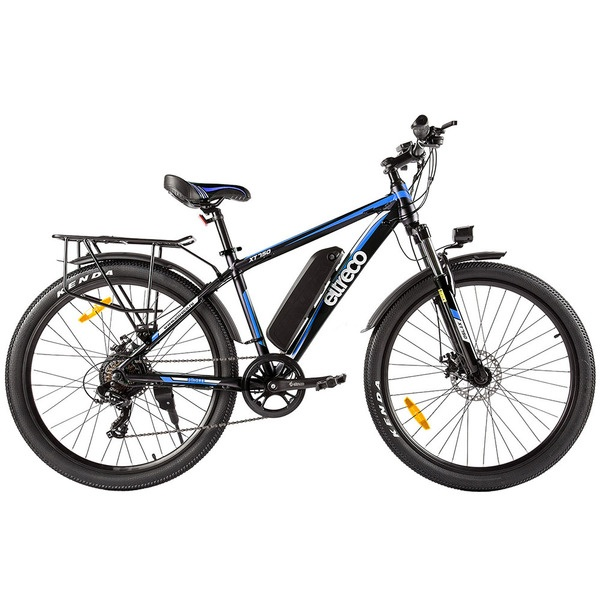 Электровелосипед Eltreco XT750 черный