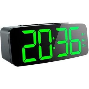 Электронные настольные часы MAX CR2912