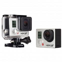 Экшн-камера GoPro HD HERO 3+ Black Edition Surf