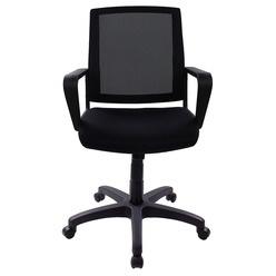 Компьютерное кресло Бюрократ CH-498 черный