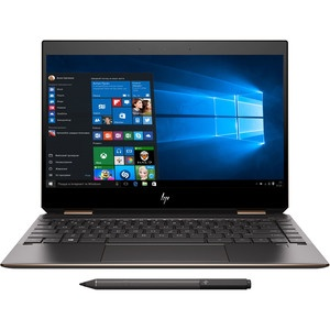 Ноутбук HP Spectre 13x360 13-ap0006ur Dark Ash Silver (5ML29EA)