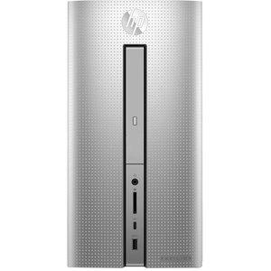 HP Pavilion 570-p002ur Silver