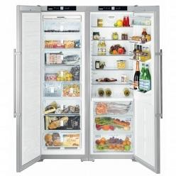Холодильник с морозильной камерой 250 литров Liebherr SBSes 7263