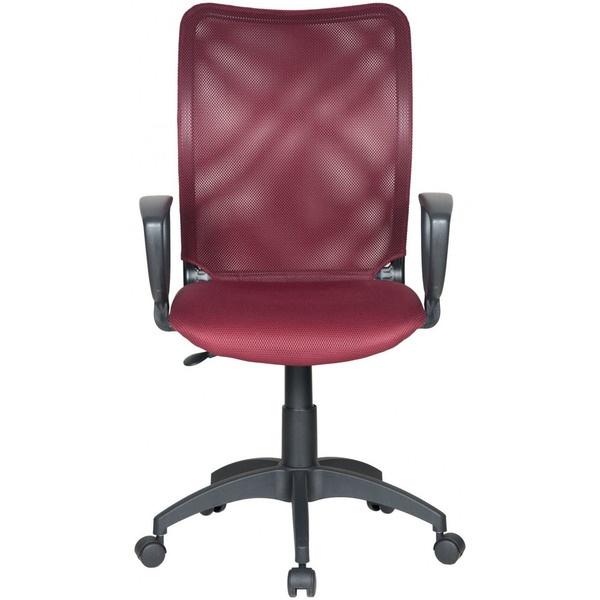 Компьютерное кресло Бюрократ CH-599AXSN бордовый фото