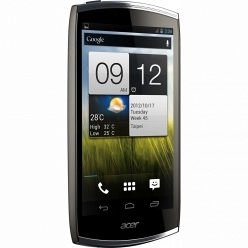 Смартфон Acer CloudMobile S500 Black