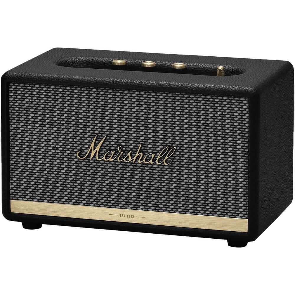 Портативная акустика Marshall Stanmore II Black черного цвета
