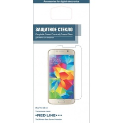Защитное стекло Red Line для Samsung Galaxy J4 (2018) tempered glass