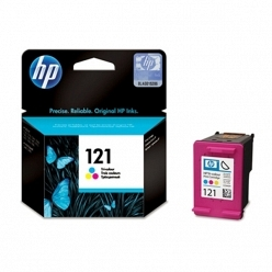 Картридж HP CC643HE (N121) Цветной