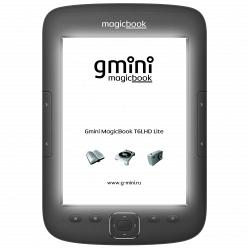 Электронная книга Gmini MagicBook T6LHD Lite Graphite