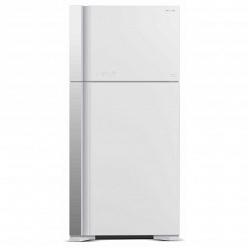 Холодильник с большой морозильной камерой Hitachi R-VG 662 PU3 GPW