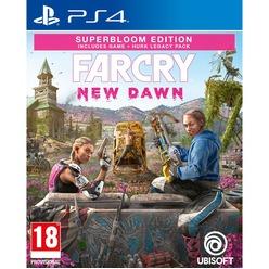 Far Cry New Dawn Superbloom Edition PS4, русская версия