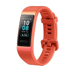 Фитнес-браслет Huawei Band 3 Coral Orange (TER-B09)
