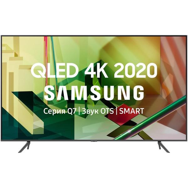 Телевизор Samsung QE85Q70TAUXRU (2020) фото