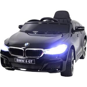 Детский электромобиль Toyland BMW 6 GT черный