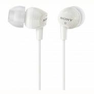 Наушники Sony MDR-EX15LPW, белый