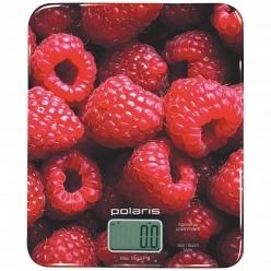Кухонные весы Polaris PKS 0832DG малина