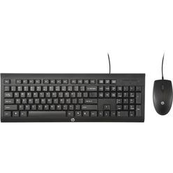 Комплект клавиатуры и мыши HP C2500 Black (H3C53AA)