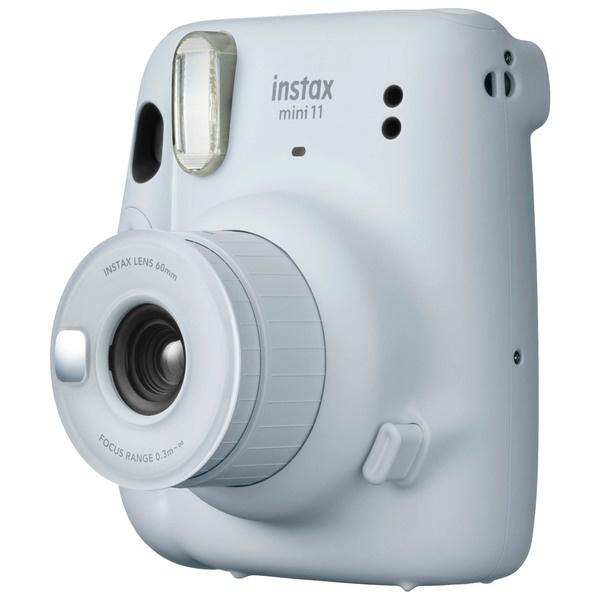 Фотоаппарат мгновенной печати Fujifilm Instax Mini 11 Geometric Set Ice White