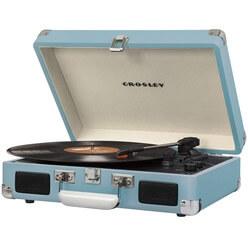 Проигрыватель виниловых пластинок Crosley Cruiser Deluxe CR8005D-TU Bluetooth
