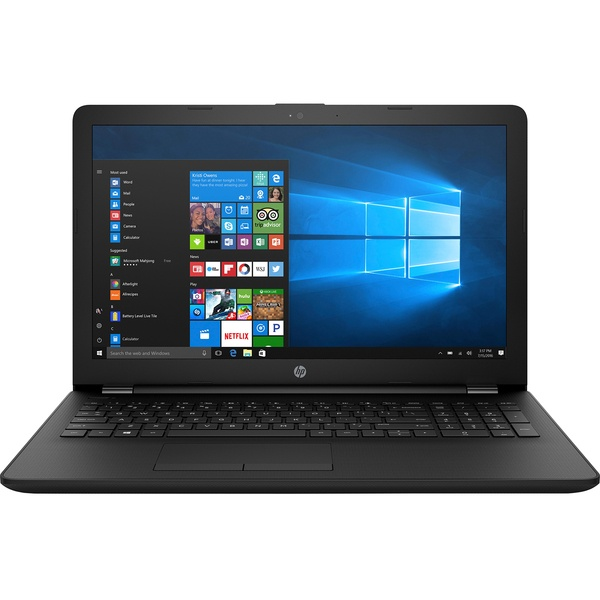 Ноутбук HP 15-ra101ur Black (7GV75EA)