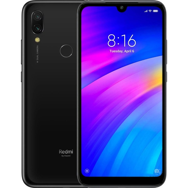 Смартфон Xiaomi Redmi 7 32GB Black