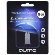 Qumo 8Gb Cosmos Silver 2.0 USB