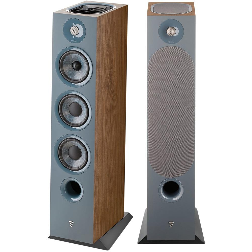Акустическая система Focal Home Chora 826-D Dark Wood коричневого цвета