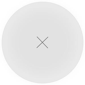 Momax Q Pad X Ultra Slim белый (UD6W/48)