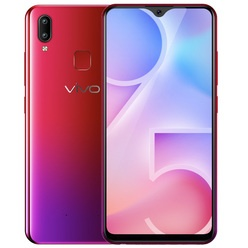 Смартфон Vivo Y95 Aurora Red
