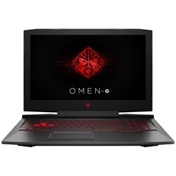Ноутбук HP OMEN 15-ce010ur Black (1ZB04EA)