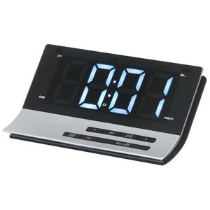 Электронные настольные часы MAX CR 2907W