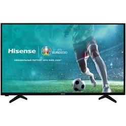 Телевизор Hisense H32A5600 черный