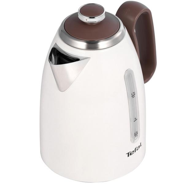 Чайник Tefal KI 780A30 бежевого цвета