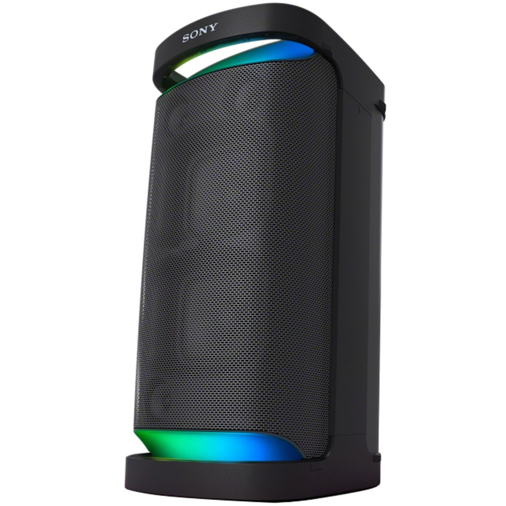 Музыкальный центр Sony SRS-XP700 черного цвета