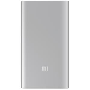 Xiaomi Mi Power Bank 2 10000 мАч, серебристый